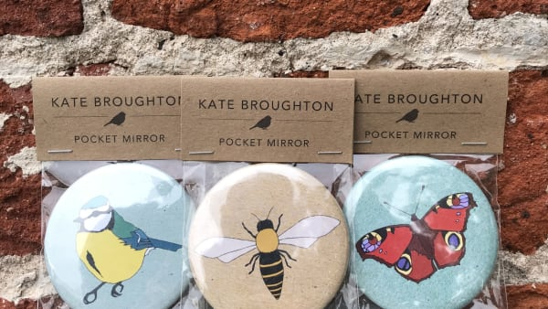 Kate Broughton - Pocket Mirror