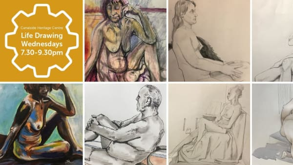 Read: Life Drawing Group