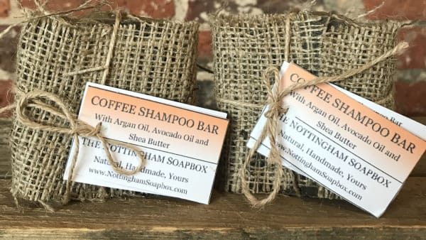Nottingham Soapbox - Shampoo Bar