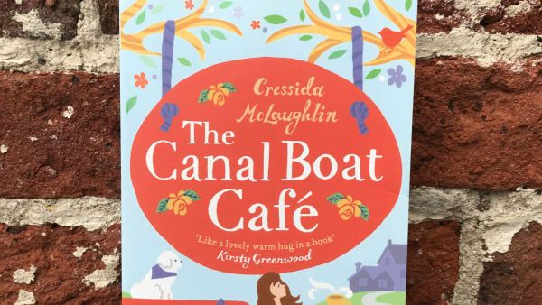 Cressida McLaughlin - The Canal Boat Cafe