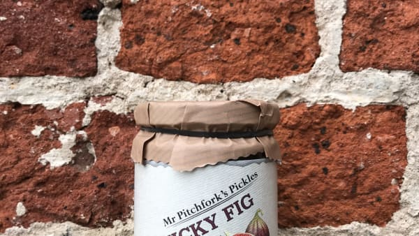 Mr Pitchfork's - Sticky Fig Relish