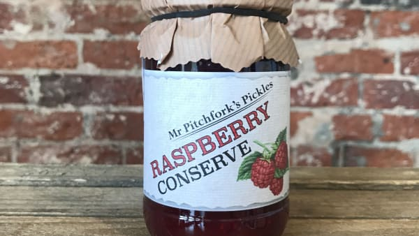 Mr Pitchfork's - Raspberry Conserve