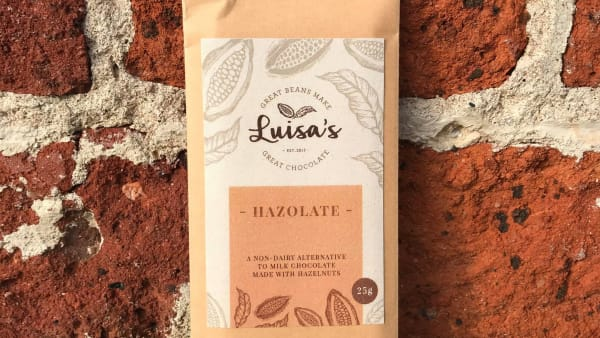 Luisa's Chocolates - Hazolate