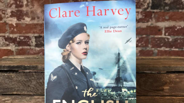 Clare Harvey - The English Agent