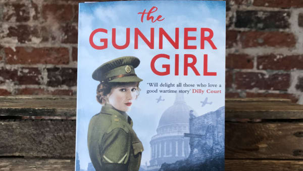 Clare Harvey - The Gunner Girl