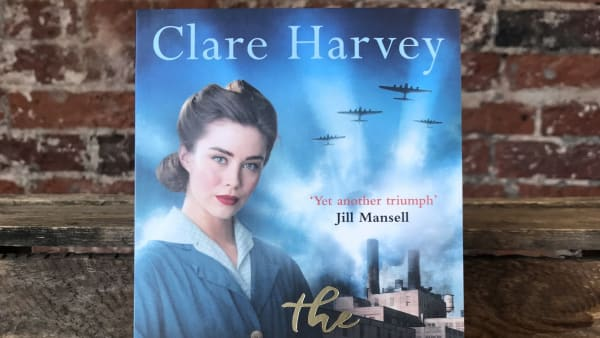 Clare Harvey - The Night Raid