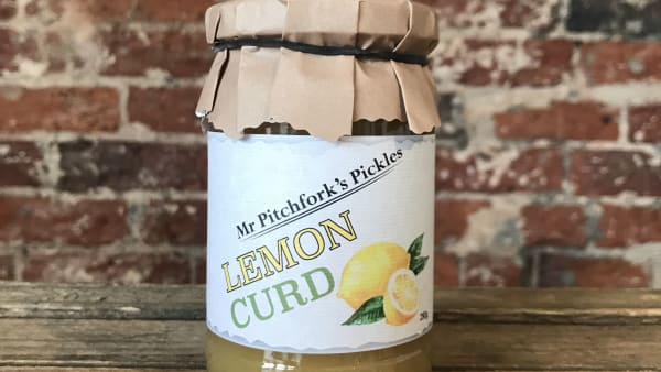 Mr Pitchfork's - Lemon Curd